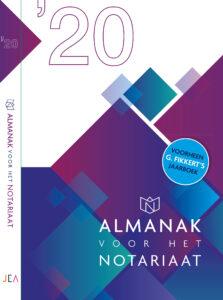 Cover Almanak voor het notariaat