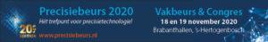 Precisiebeurs 2020 banner